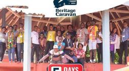 GCB Supports CITI FM's Heritage Caravan
