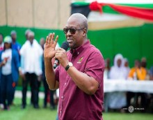 The erstwhile NDC government never borrowed money recklessly