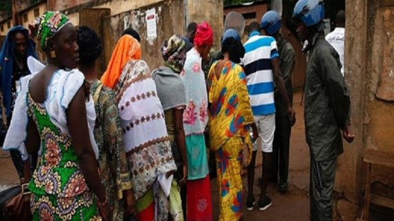 Nigeria voters decry access to ID cards barely a week to polls