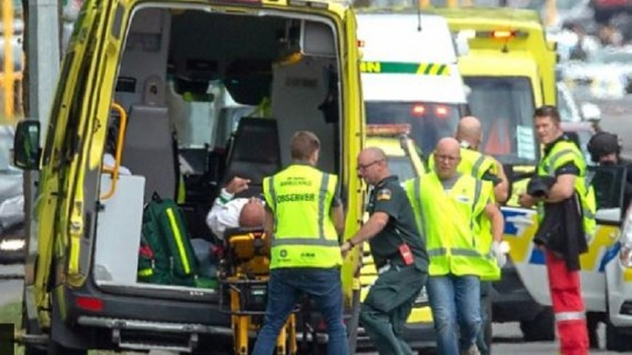 Forty-nine dead in New Zealand Mosque shooting