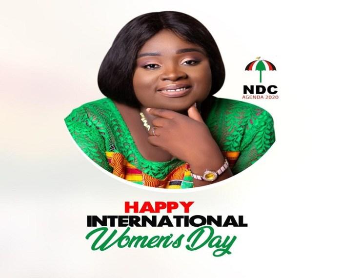 Irene Mensah Facilitates Registration Of NDC Members For Ghana Card …In Anya-Sowutuom