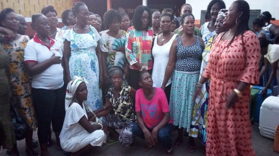 Rita Odoley Sowah Salutes Women And Calls For Equal Opportunity
