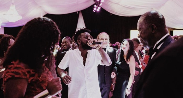 Bisa Kdei gets special invite from Otumfuor Osei Tutu for his 20 years celebration dinner party