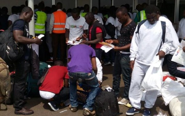 7000 Ghanaians face deportation as US immigration begins mass raid on illegal immigrants