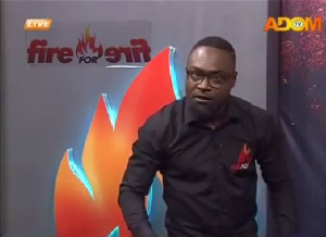 Black Stars players were bonking ladies at the expense of the taxpayer – Songo reveals
