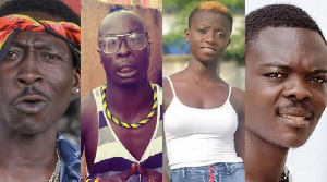 8 celebrities who ruled Ghana's internet for short periods