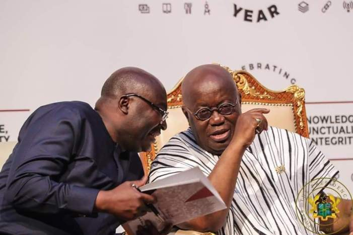 Angry Flagstaff House  Workers Snub Akufo-Addo/Bawumia x'mas Party