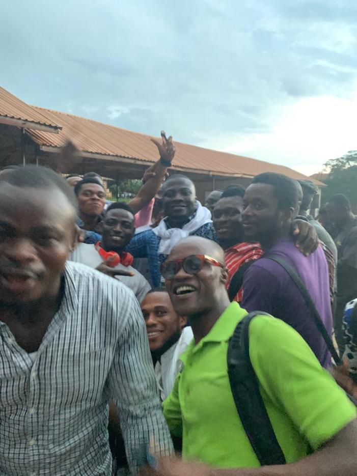 Former NUGS President, Frank Amoakohene wins NDC Mampong Constituency primaries