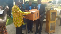 Ghanaian Diaspora Donates Medical Equipment to Dormaa Presbyterian Hospital