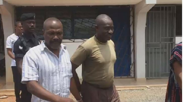 I've been 'treated like a common criminal' – Military officer in 'coup plot'