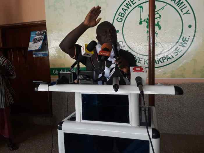 Gbawe Kwatei family Warns Landquards…Gives Police 2 Months  Ultimatum to Effect Arrest