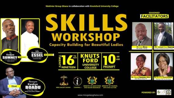 MGG'19 Delegates to Receive Skill & Entrepreneurship Training on Nov. 16
