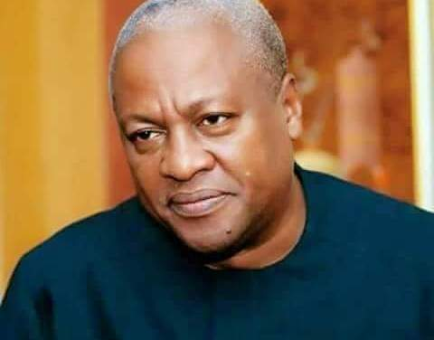 You'll Account for Any Lost Soul – Mahama Tells Security Agencies