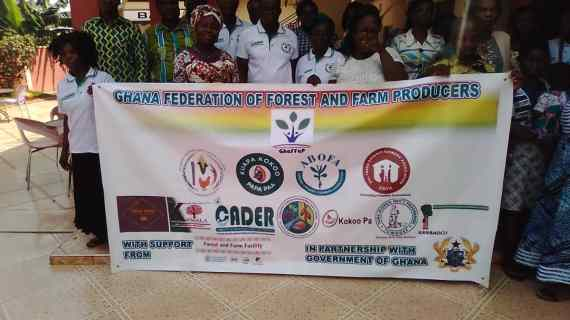 ABOFAB Engages Women On Climate Change Adaptations