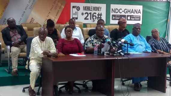 NDC Warns NPP, Ghana Police Over Arrest