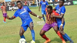 Three snakes killed in Liberty Professionals-Hearts clash