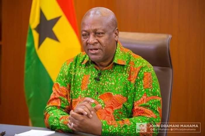 Volta/Oti Siege: Mahama Warns Akufo-Addo to End Attrocity