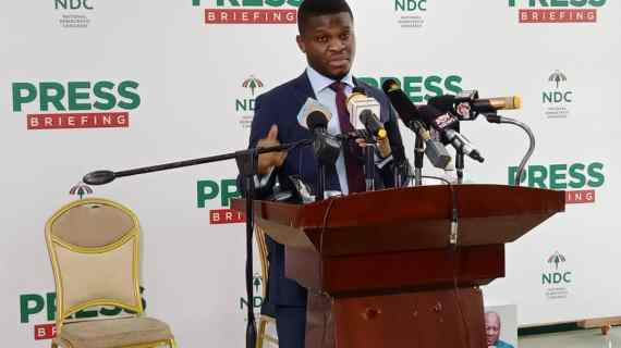 NDC Will Investigate and Prosecute Govt Officials – Sammy Gyemfi