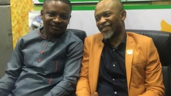Peace Fm's Bongo Depharaa Dedicates Award To 'God Father' Dr. Fadda Dickson