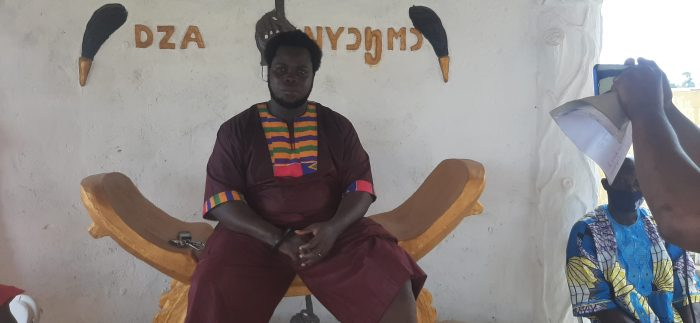 Oblieman Homowo: Chief Calls for Peaceful Election 2020