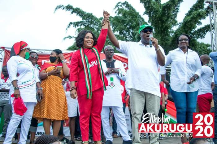 NDC Shakes Dome-Kwabenya With Rescue Mission Campaign Launch