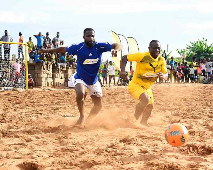 GFA to organize FIFA Connect Training for registered Beach Soccer clubs Today