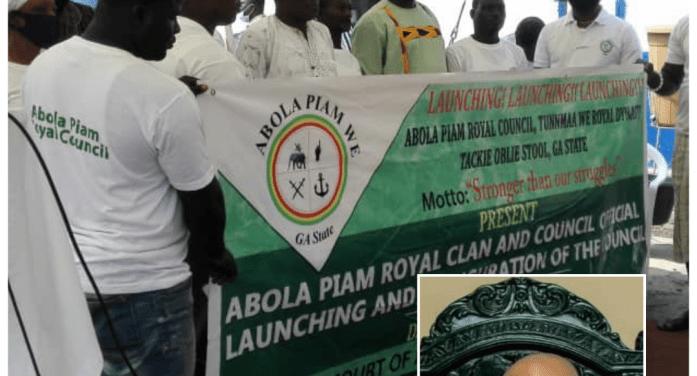 Abola Piam Royal Council Does Not Take Bribe – Kelvin Nii Teiko Tsuru Warned