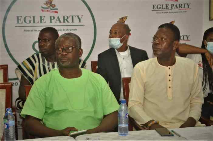 Eagle Party Joins NDC to Rescue Ghana From Collapsing