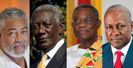 Ex-Gratia,The Best Way To Honour Our Former Presidents?