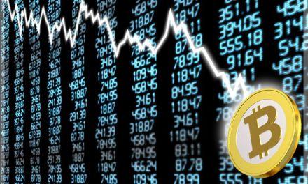 Bitcoin value drops below $8,500