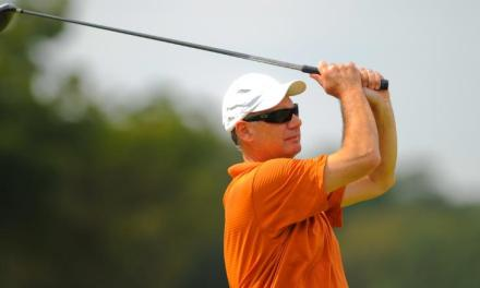 You don't have to see it to tee it' — Meet blind golf champion Mario Tobia