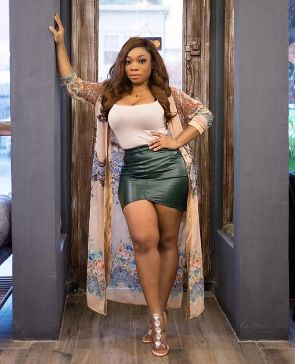 Allow the saints to throw stones at me – Moesha fires back at critics