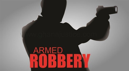 ''I have seen a Toyota Camry in town and I want you to rob it for me''- Goldsmith and Driver appear before Court for Robbery