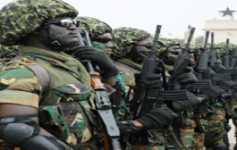 Ghana cuts contribution of Soldiers to Gambia: says Ghanaians in Gambia are safe