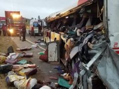 Ghana Records Over 1,585 Road Crash Deaths In 8 months
