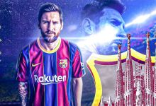Lionel Messi to resume training on Monday for...