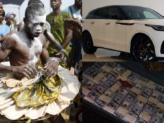 Her Mother dies with no illness after he traveled to Benin for 2 days & returned to buy cars & house