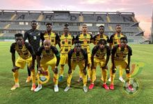 Five Black Stars Players Tested Positive For Coronavirus - Check Them Out