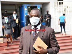 You Make People Insults Judges - Justice Yaw Apau to Dominic Ayine