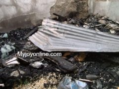 Stepfather sets house ablaze to burnt 9-year-old boy to death