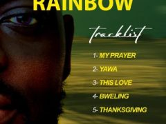 "Ghanaian Artist Okef Inks A Spot In The Industry With ""Rainbow EP"""