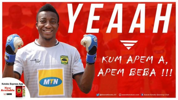 Felix Annan set to start ahead of Abalora against Bechem United