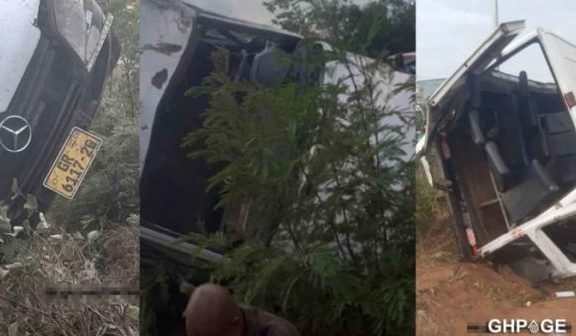 5 feared dead and 15 injured on Accra-Tema motorway accident