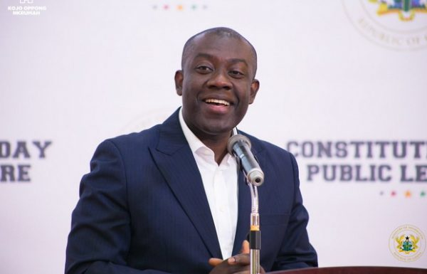 Stronger media, government collaboration can help rebuild African covid-ravaged economies - Oppong Nkrumah
