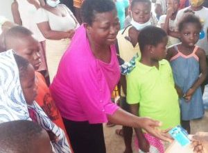 Over 712 Children Benefit From Oblieman Chief's Free NHIS Registration