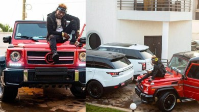 Shatta Wale Shows How Rich He Is