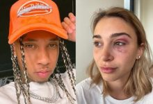 American Rapper Tyga arrested on felony domestic violence charge