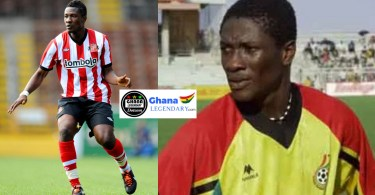 Asamoah Gyan Reveals Numbers Years He's Played For Black Stars