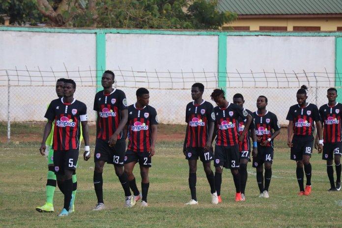 2020/21 Ghana Premier League: Week 5 Match Preview - Inter Allies Against Bechem United