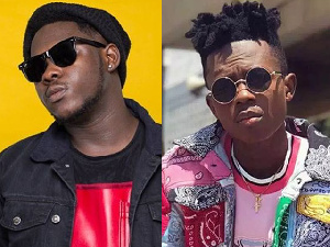 Medikal and I are no longer beefing - Strongman